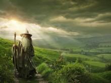 az első hobbit poszter