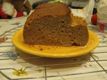 első kovászos kenyerem