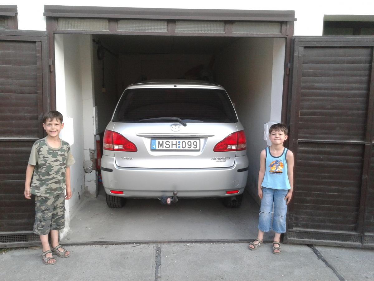 garazsban